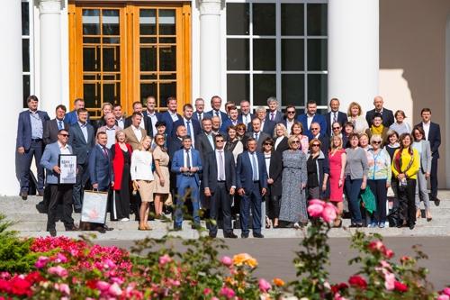 Бизнес-встреча ВДНХ_общее фото